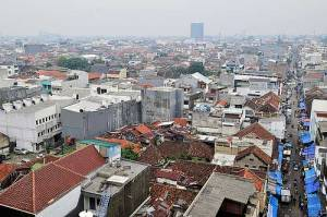 city-view-bandung-java-indonesia