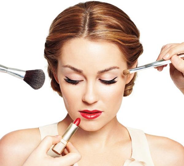 Мастер классы макияжа в